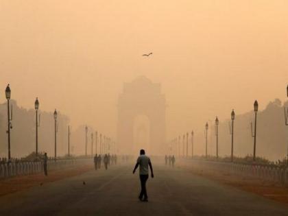 Delhi's air quality deteriorates to 'poor' category | Delhi's air quality deteriorates to 'poor' category