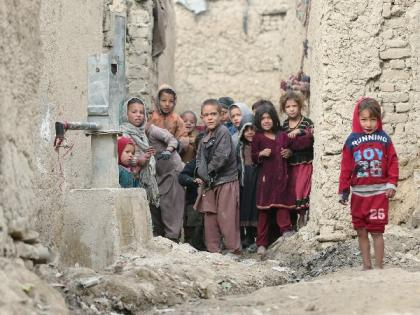 10 million Afghan children need humanitarian assistance to survive: UNICEF | 10 million Afghan children need humanitarian assistance to survive: UNICEF