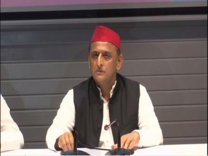 BJP's move to set up university named after Raja Mahendra Pratap Singh a pretence: SP chief | BJP's move to set up university named after Raja Mahendra Pratap Singh a pretence: SP chief