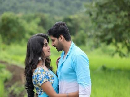 """Actors Akshay Waghmare and Saniya Nikam to Feature in a sizzling romantic song, """"Halvese"""" 