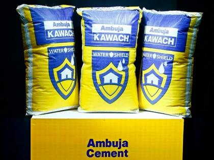 Ambuja 'Kawach' recognised globally by Solar Impulse Foundation's efficient solution label   Ambuja 'Kawach' recognised globally by Solar Impulse Foundation's efficient solution label