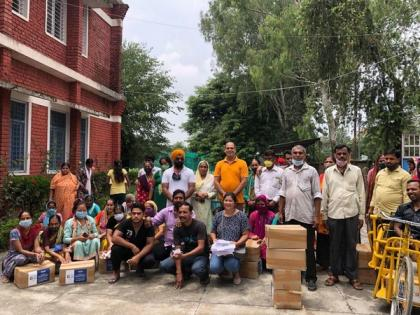 Social impact venture Charitnation helps more than 25000 families of migrant and daily wage earners during Covid-19 crisis in India   Social impact venture Charitnation helps more than 25000 families of migrant and daily wage earners during Covid-19 crisis in India