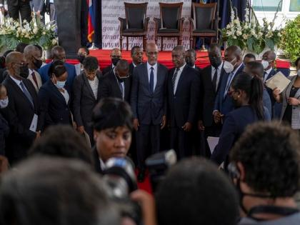 Ariel Henry appointed new Prime Minister of Haiti | Ariel Henry appointed new Prime Minister of Haiti