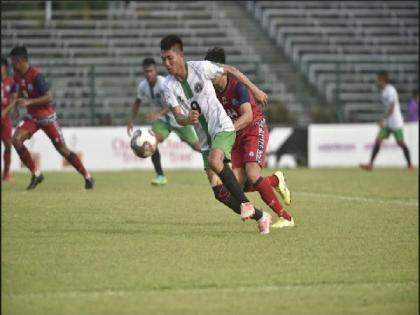 Durand Cup: Army Green register 3-1 win against Jamshedpur FC | Durand Cup: Army Green register 3-1 win against Jamshedpur FC
