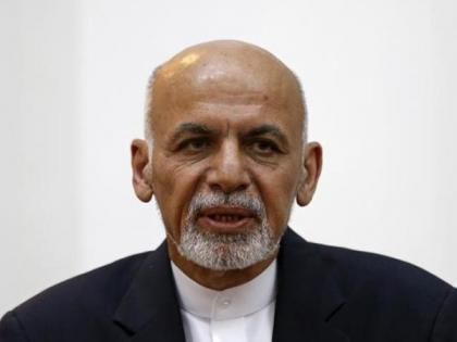 Taliban wants Afghanistan to become haven for insurgents: Ghani | Taliban wants Afghanistan to become haven for insurgents: Ghani