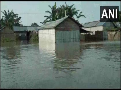 Assam floods: Over 6 lakh people affected in 17 districts   Assam floods: Over 6 lakh people affected in 17 districts