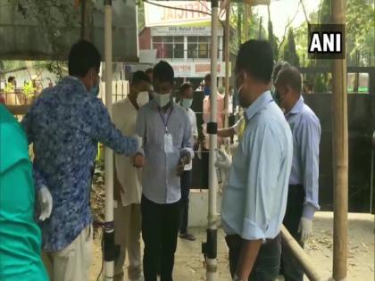 Assam Assembly poll results: BJP leads in 31 seats, Congress in 9   Assam Assembly poll results: BJP leads in 31 seats, Congress in 9