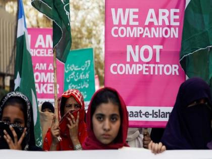 Blasphemy a tool to silence women's rights activists in Pakistan   Blasphemy a tool to silence women's rights activists in Pakistan