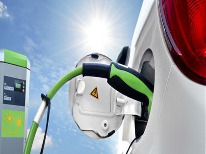 CESL signs pact with HPCL to set up EV charging points in metros | CESL signs pact with HPCL to set up EV charging points in metros