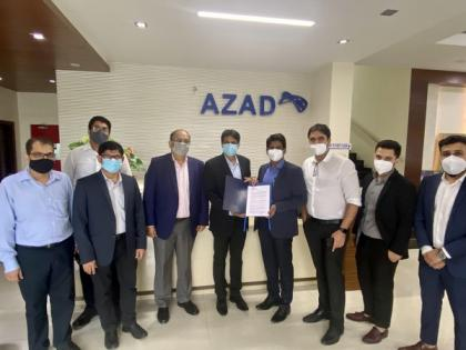 AZAD Engineering wins Boeing contract to supply critical aviation components   AZAD Engineering wins Boeing contract to supply critical aviation components