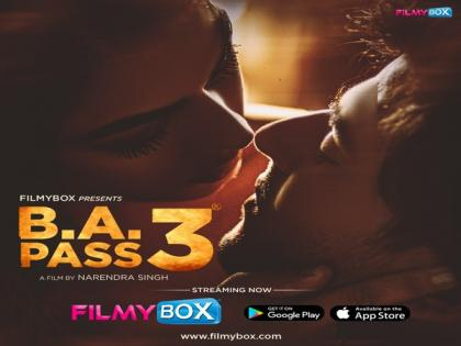 BA Pass 3 to launch on Filmybox app on May 1st, 2021   BA Pass 3 to launch on Filmybox app on May 1st, 2021