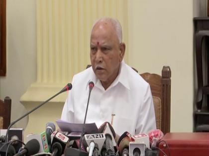 Yediyurappa urges people to support Karnataka govt to control COVID-19 spread   Yediyurappa urges people to support Karnataka govt to control COVID-19 spread