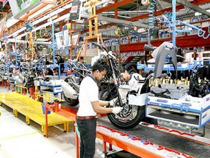 Bajaj Auto clocks sales of 3.48 lakh units in April | Bajaj Auto clocks sales of 3.48 lakh units in April