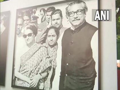 Rahul Gandhi, Priyanka Gandhi Vadra inaugurate photo exhibition on Bangladesh Liberation War   Rahul Gandhi, Priyanka Gandhi Vadra inaugurate photo exhibition on Bangladesh Liberation War