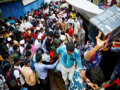 5 dead in Bangladesh ferry capsize   5 dead in Bangladesh ferry capsize