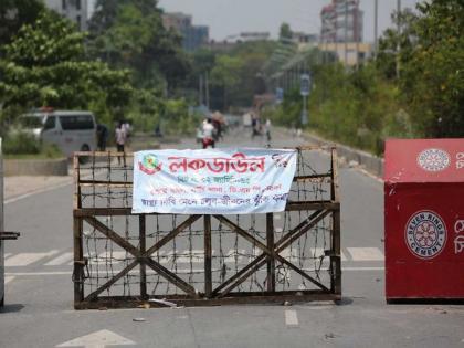 COVID-19: Bangladesh extends strict lockdown till August 5   COVID-19: Bangladesh extends strict lockdown till August 5