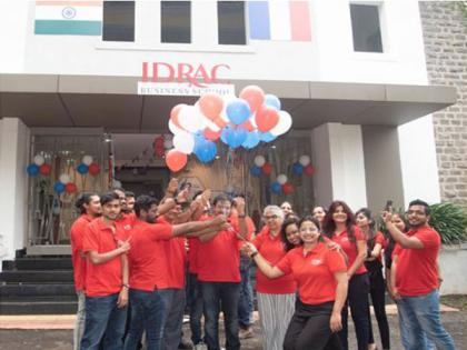 Bastille Day Celebration at IDRAC India Campus a symbol of Indo-French Co-operation   Bastille Day Celebration at IDRAC India Campus a symbol of Indo-French Co-operation