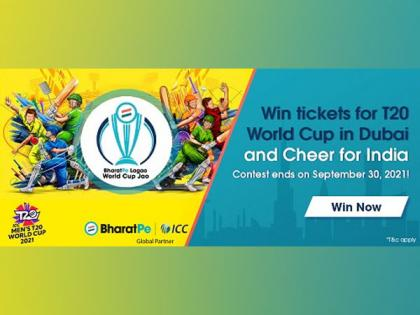 BharatPe launches the 'BharatPe Lagao, World Cup Jao' contest for its merchant partners   BharatPe launches the 'BharatPe Lagao, World Cup Jao' contest for its merchant partners