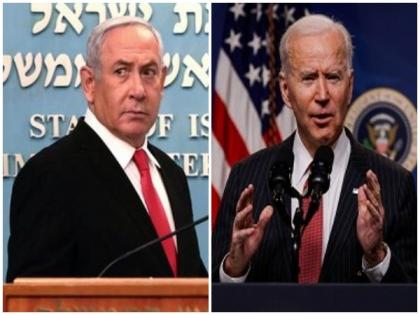 Biden 'expresses support for Gaza ceasefire' in call with Netanyahu   Biden 'expresses support for Gaza ceasefire' in call with Netanyahu