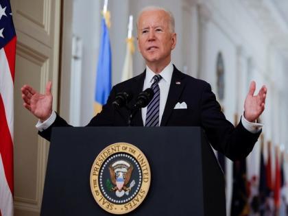 Biden unveils USD 2 trillion package to overhaul American physical infrastructure | Biden unveils USD 2 trillion package to overhaul American physical infrastructure