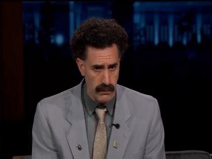 'It got too dangerous': Sacha Baron Cohen officially retires from playing 'Borat' | 'It got too dangerous': Sacha Baron Cohen officially retires from playing 'Borat'