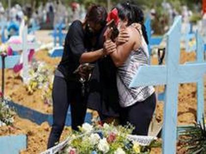 Brazil's COVID-19 death toll tops 395,000 | Brazil's COVID-19 death toll tops 395,000