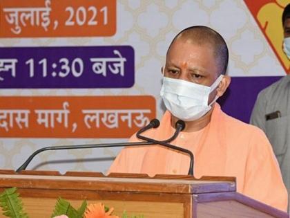 Yogi Adityanath condoles death of 18 people in road accident in UP's Barabanki   Yogi Adityanath condoles death of 18 people in road accident in UP's Barabanki