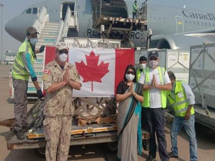 India thanks Canada for shipment of 50 ventilators, 25,000 Remdesivir vials   India thanks Canada for shipment of 50 ventilators, 25,000 Remdesivir vials