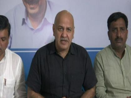 300 units of free electricity for all if AAP voted to power in UP: Sisodia | 300 units of free electricity for all if AAP voted to power in UP: Sisodia