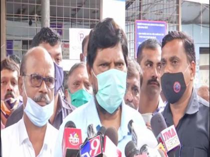 Sakinaka rape case: Ramdas Athawale demands death penalty for accused | Sakinaka rape case: Ramdas Athawale demands death penalty for accused