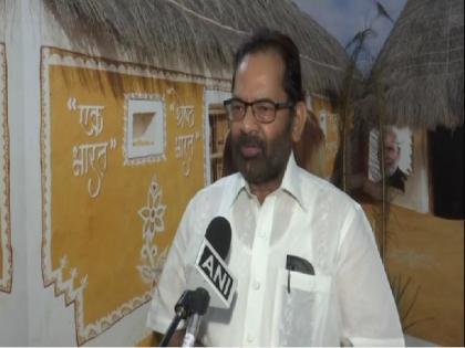 Security agencies alert, will thwart terror activities in India, says Naqvi   Security agencies alert, will thwart terror activities in India, says Naqvi