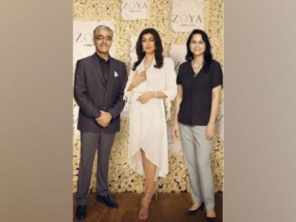 Sushmita Sen launches Zoya's festive collection, Libera | Sushmita Sen launches Zoya's festive collection, Libera
