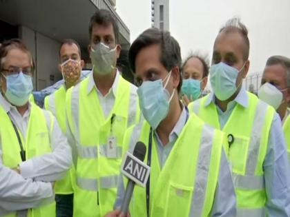 1,50,000 doses of Russian COVID vaccine Sputnik V reach Hyderabad   1,50,000 doses of Russian COVID vaccine Sputnik V reach Hyderabad