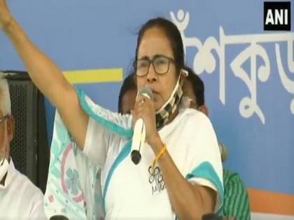 Mamata Banerjee calls PM Modi 'TMC thief', Suvendu Adhikari a 'traitor' | Mamata Banerjee calls PM Modi 'TMC thief', Suvendu Adhikari a 'traitor'