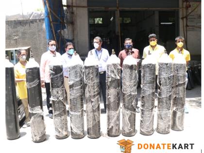 Donatekart helps raise funds for oxygen supplies as India fights COVID | Donatekart helps raise funds for oxygen supplies as India fights COVID