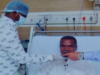 Jharkhand Minister Mahto recovers from severe lung infection caused by COVID-19, to be discharged soon   Jharkhand Minister Mahto recovers from severe lung infection caused by COVID-19, to be discharged soon