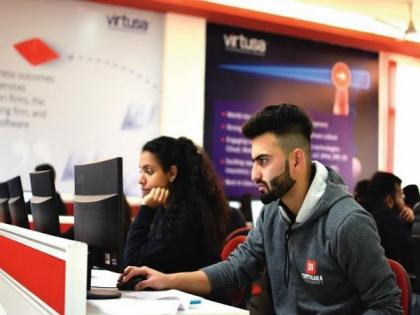 Chitkara University joins hands with blue-chip IT giant Virtusa to offer Master's Program in Computer Science & Engineering | Chitkara University joins hands with blue-chip IT giant Virtusa to offer Master's Program in Computer Science & Engineering