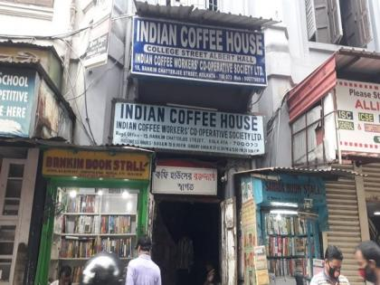 Iconic North Kolkata's coffee house reopens for customers after gap of over 3 months   Iconic North Kolkata's coffee house reopens for customers after gap of over 3 months