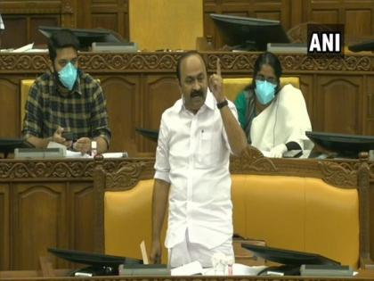 Congress MLA moves no-confidence motion against Kerala govt, alleges 'gold smuggling mafia' used CMO to run operations   Congress MLA moves no-confidence motion against Kerala govt, alleges 'gold smuggling mafia' used CMO to run operations