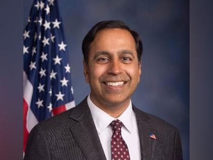 US Congressman Krishnamoorthi calls on Biden admin to release AstraZeneca vaccine doses to hardest-hit countries including India | US Congressman Krishnamoorthi calls on Biden admin to release AstraZeneca vaccine doses to hardest-hit countries including India