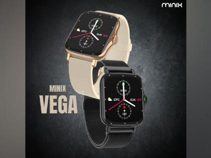 Minix is set to go live with the sale of their latest Minix Vega Smartwatch on 22nd June 2021   Minix is set to go live with the sale of their latest Minix Vega Smartwatch on 22nd June 2021