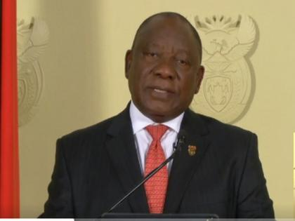Combating COVID-19: South Africa to allocate USD 26 billion social relief package | Combating COVID-19: South Africa to allocate USD 26 billion social relief package