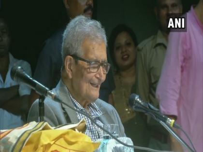 'Jai Shri Ram' slogan is used to 'beat up people': Amartya Sen   'Jai Shri Ram' slogan is used to 'beat up people': Amartya Sen