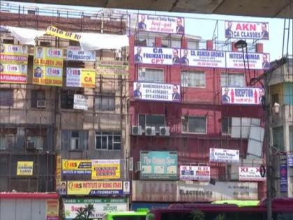 Delhi's Laxmi Nagar main market shut till July 5 for flouting COVID norms   Delhi's Laxmi Nagar main market shut till July 5 for flouting COVID norms