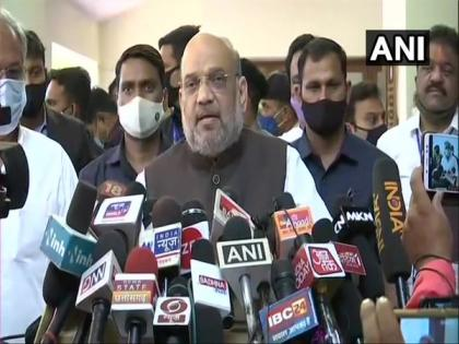 Will take fight against Naxalism to logical end, says Amit Shah | Will take fight against Naxalism to logical end, says Amit Shah
