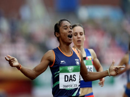 Indian athletes will script history in Tokyo Olympics: Hima Das | Indian athletes will script history in Tokyo Olympics: Hima Das