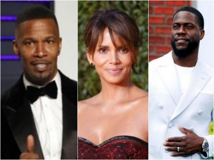 Jamie Foxx, Halle Berry, Kevin Hart team for Apple documentary 'Number One on the Call Sheet' | Jamie Foxx, Halle Berry, Kevin Hart team for Apple documentary 'Number One on the Call Sheet'