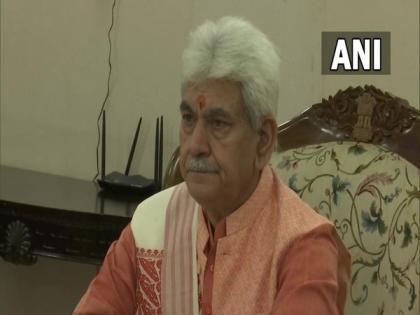 Baramulla cloudburst: LG Manoj Sinha expresses anguish over loss of lives | Baramulla cloudburst: LG Manoj Sinha expresses anguish over loss of lives
