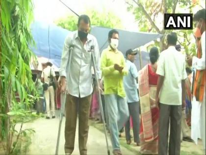 West Bengal records 37.80 pc voter turnout till 11:30 am in final phase of assembly polls | West Bengal records 37.80 pc voter turnout till 11:30 am in final phase of assembly polls