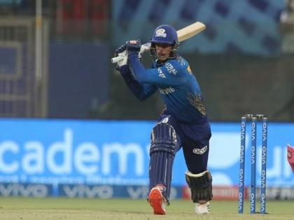 IPL 2021: De Kock, Krunal star as MI register 7-wicket win over RR   IPL 2021: De Kock, Krunal star as MI register 7-wicket win over RR